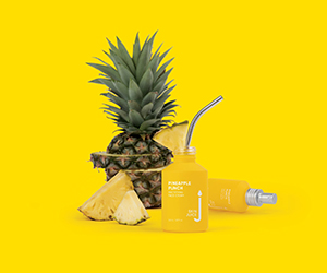 Purifying Pineapple Peel